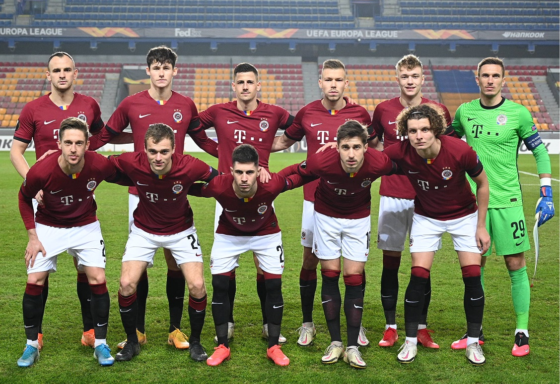 Спарта (Чехия) - Милан (Италия) 0:1