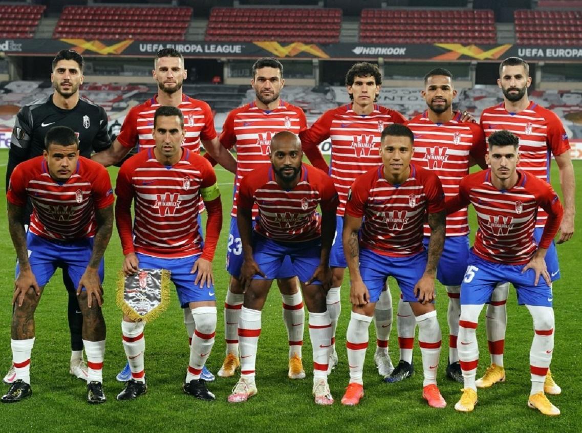 Гранада (Испания) - Наполи (Италия) 2:0