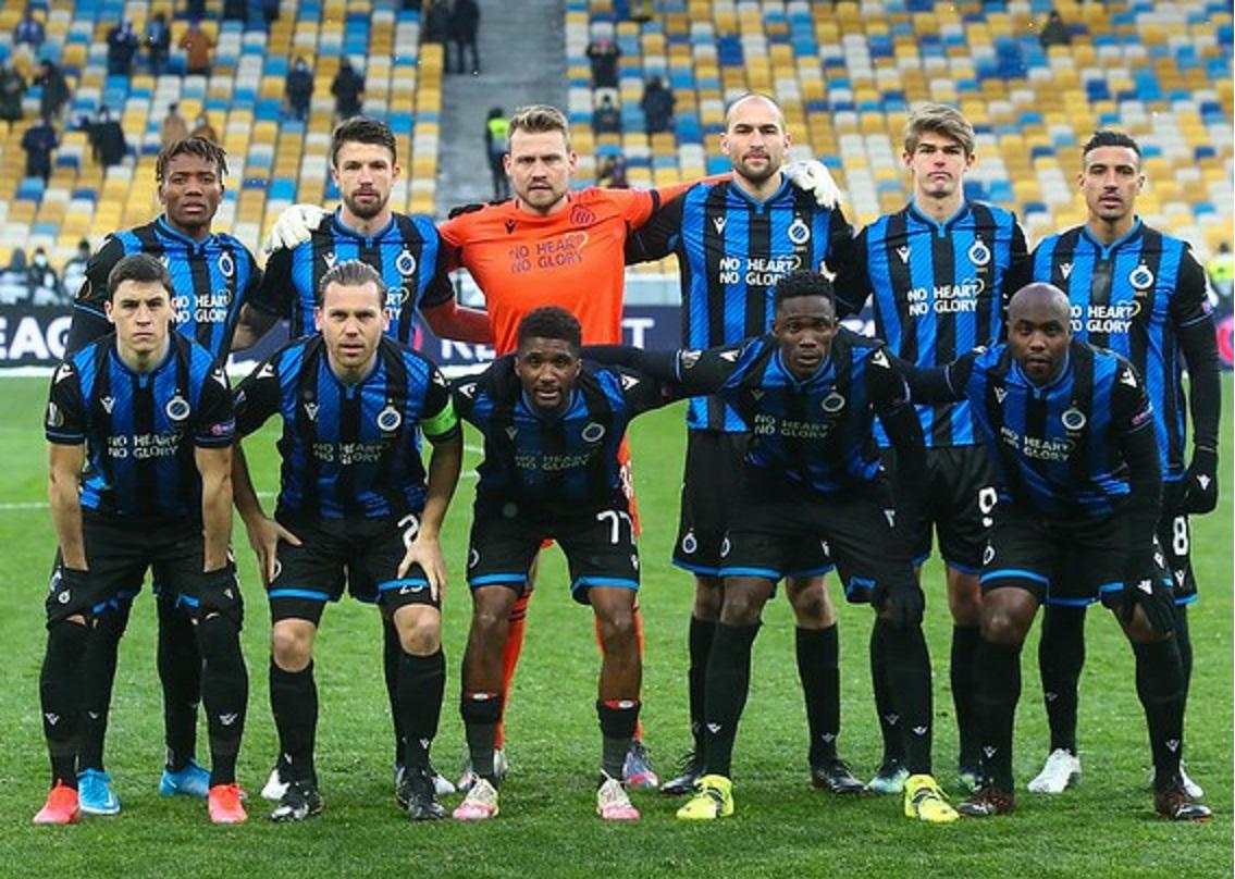 Динамо Киев (Украина) - Брюгге (Бельгия) 1:1