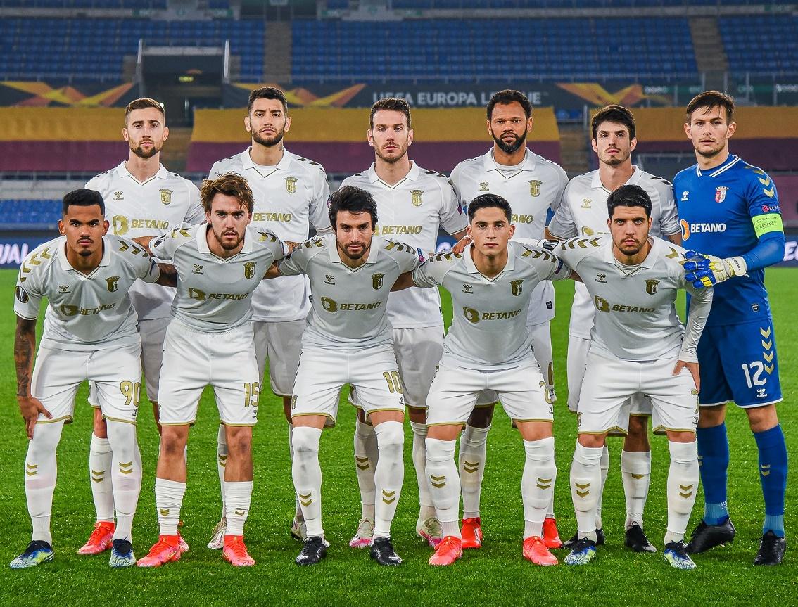Рома (Италия) - Спортинг Брага (Португалия) 3:1