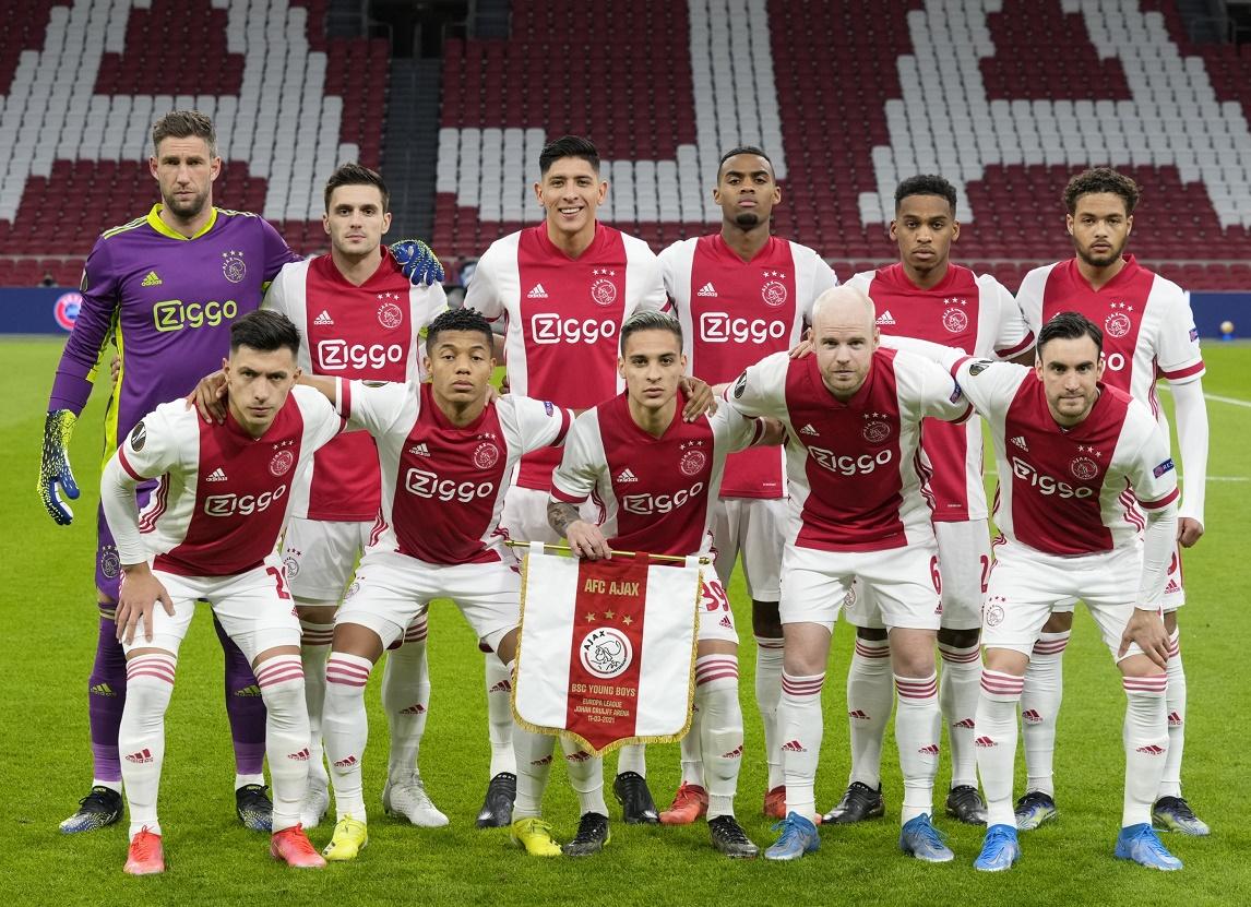 Аякс (Голландия) - Янг Бойз (Швейцария) 3:0