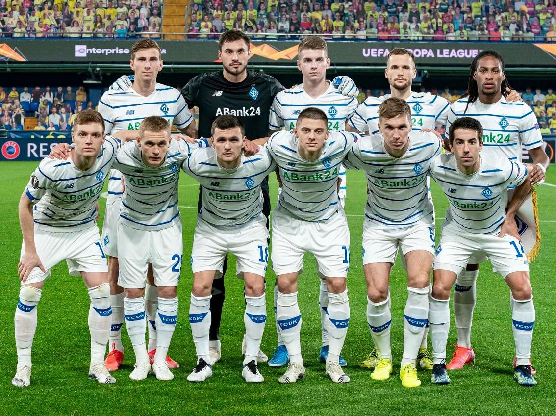 Вильярреал (Испания) - Динамо Киев (Украина) 2:0