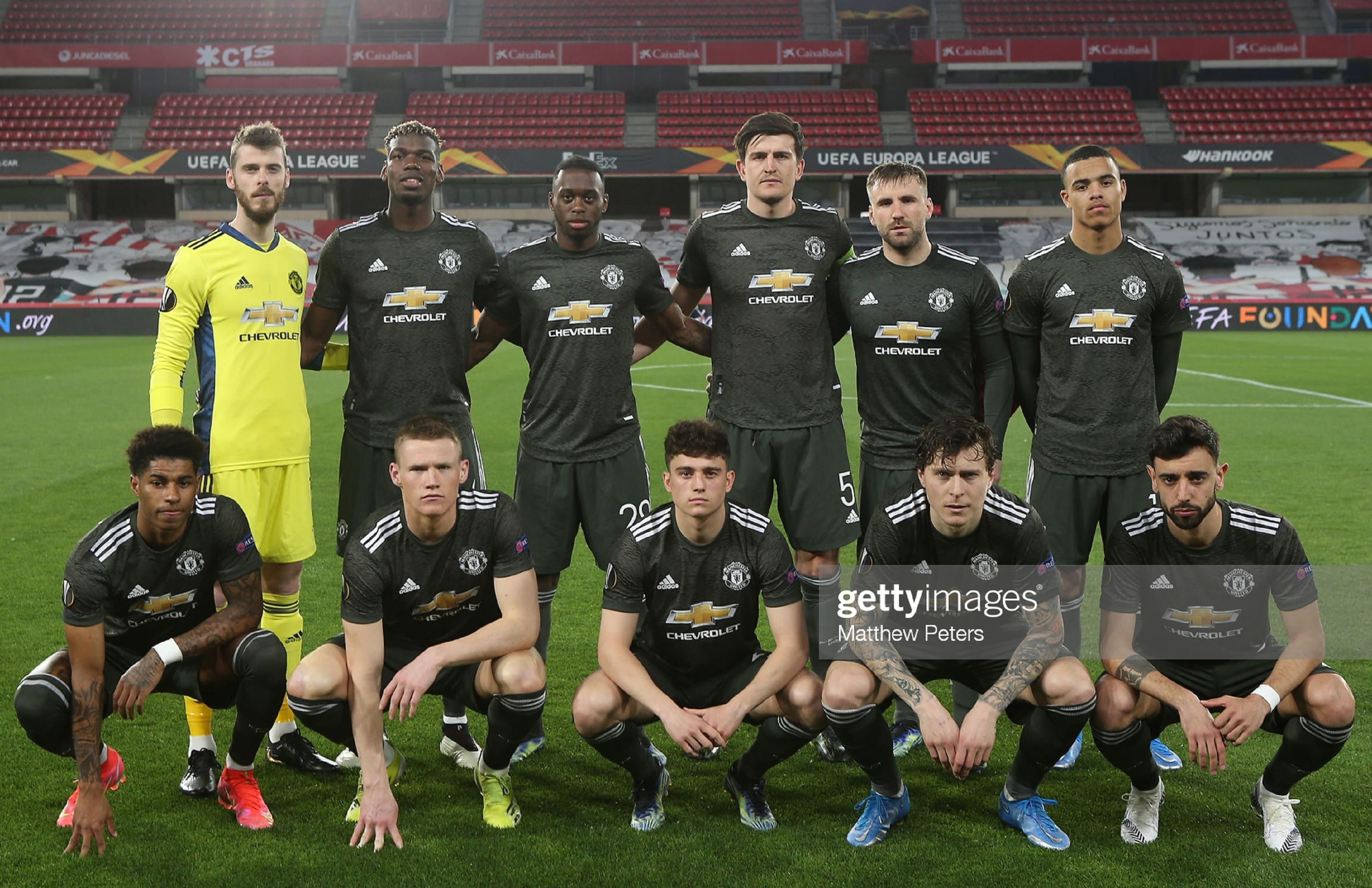 Гранада (Испания) - Манчестер Юнайтед (Англия) 0:2