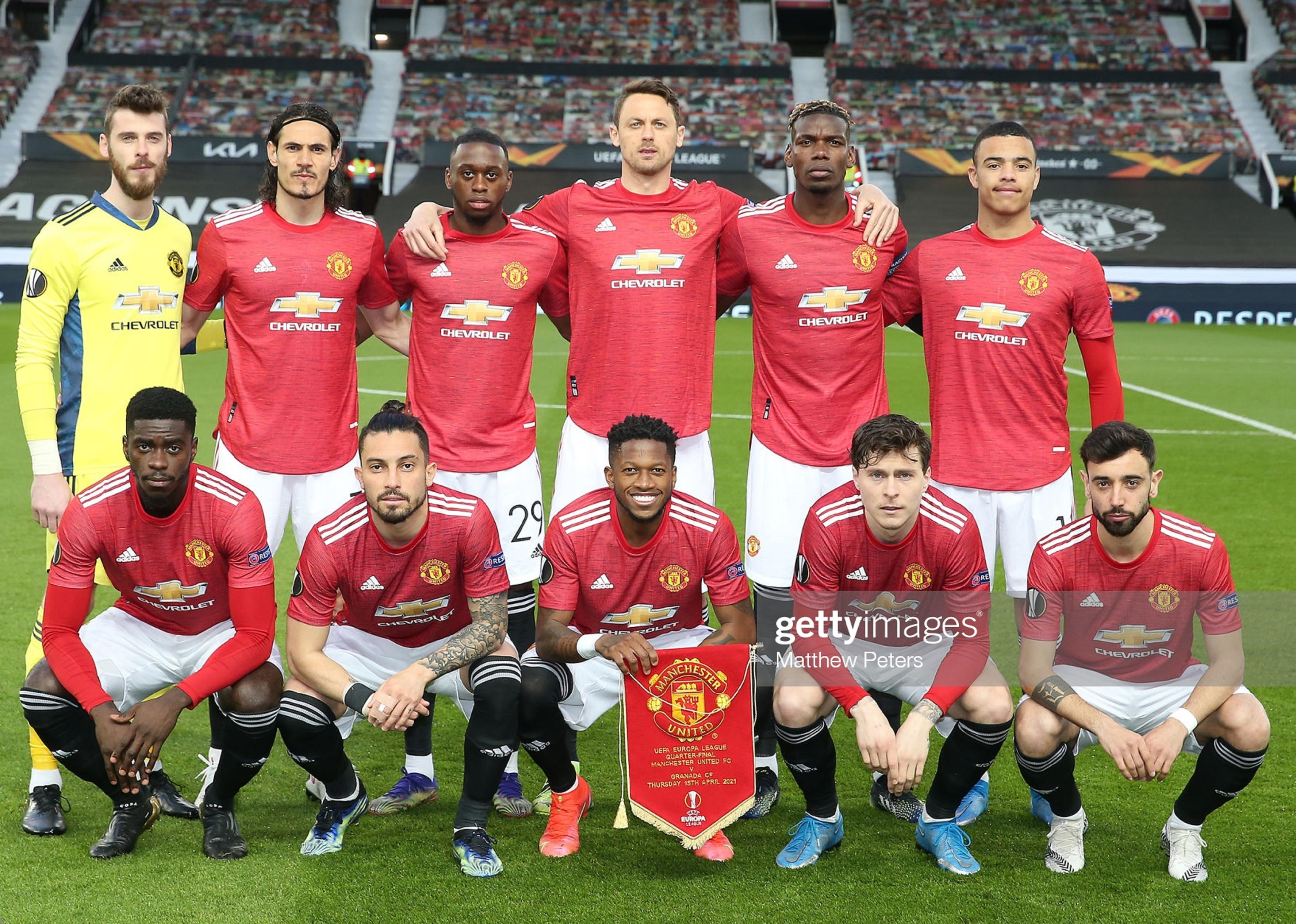 Манчестер Юнайтед (Англия) - Гранада (Испания) 2:0