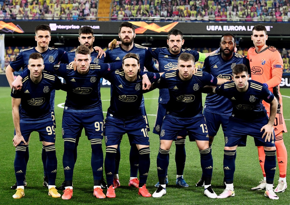 Вильярреал (Испания) - Динамо Загреб (Хорватия) 2:1