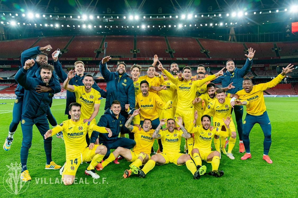 Арсенал (Англия) - Вильярреал (Испания) 0:0
