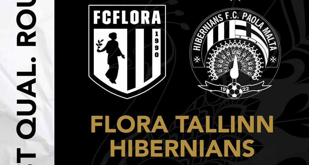 Флора (Эстония) - Хибернианс (Мальта) 2:0