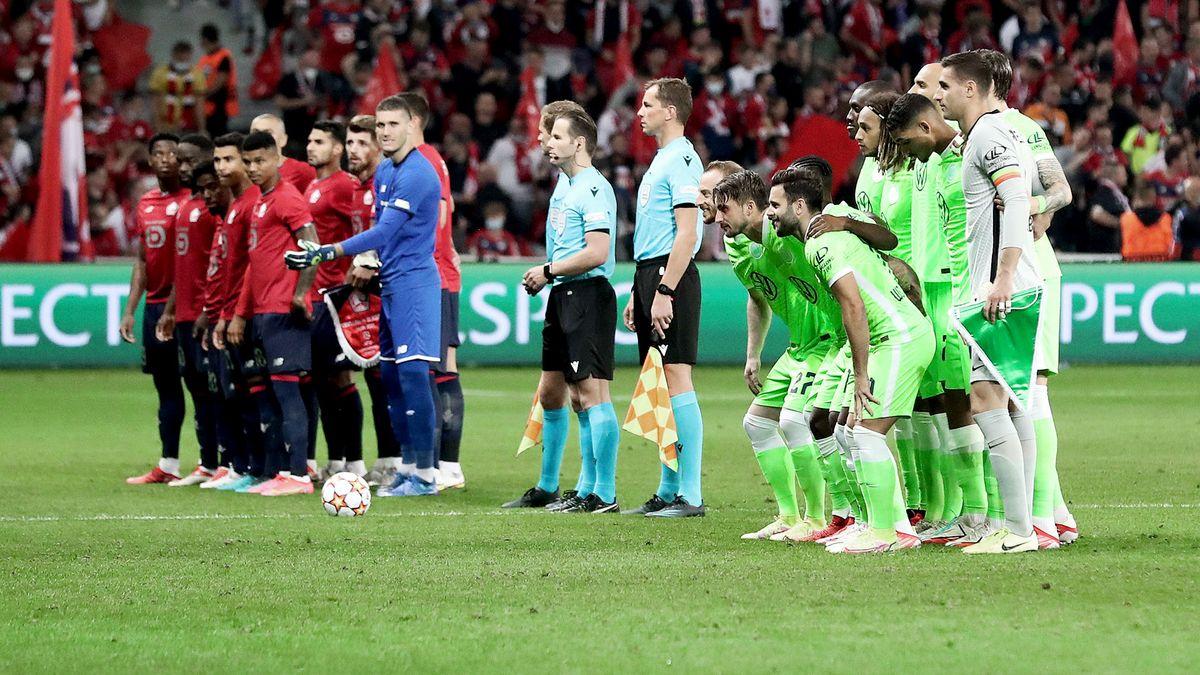 Лилль (Франция) - Вольфсбург (Германия) 0:0