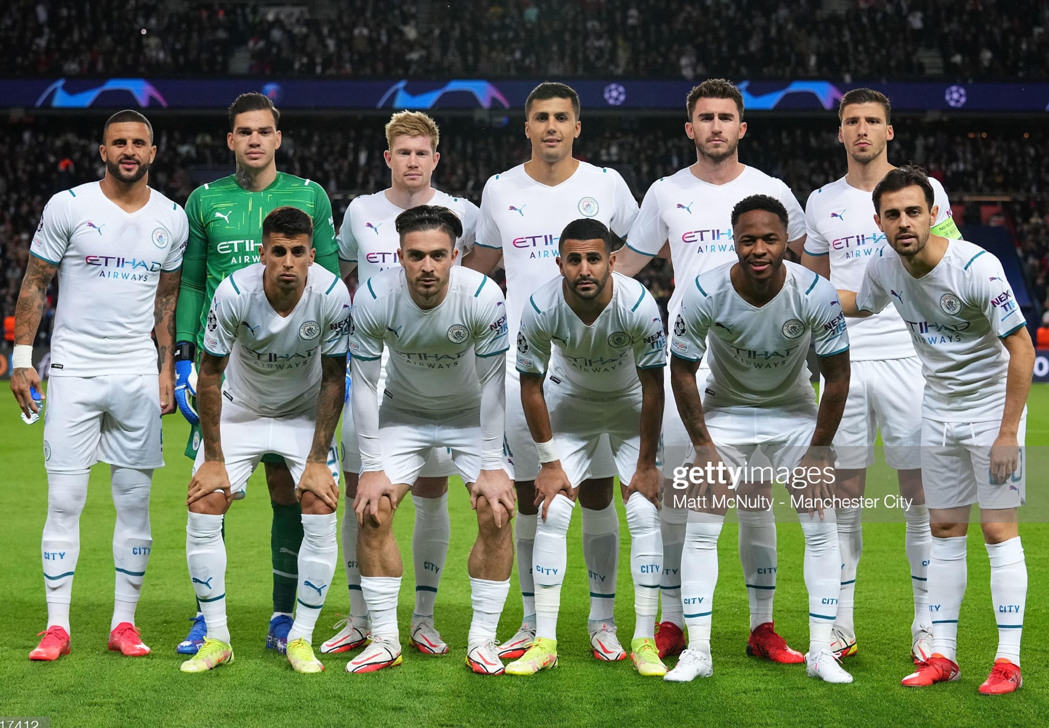 ПСЖ (Франция) - Манчестер Сити (Англия) 2:0