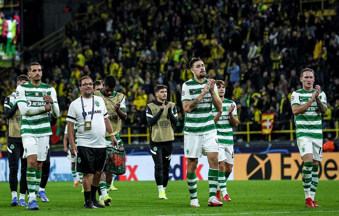 Боруссия Дортмунд (Германия) - Спортинг Лиссабон (Португалия) 1:0