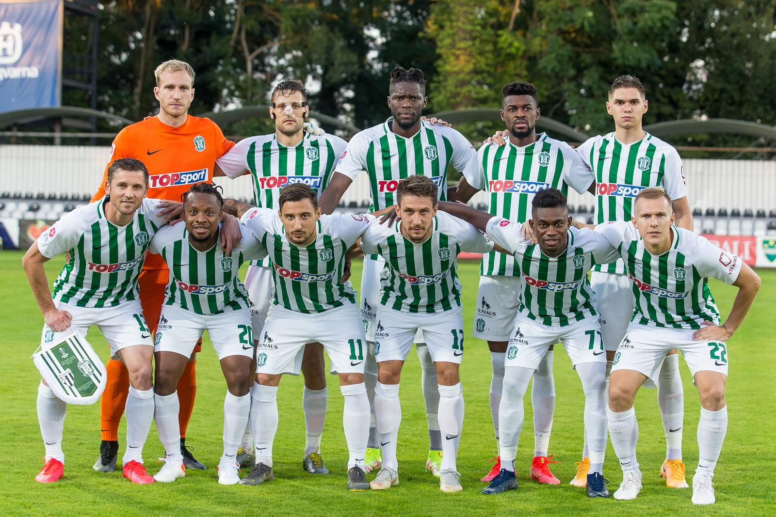 Мура (Словения) - Жальгирис (Литва) 0:0