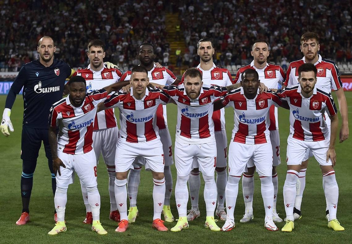 Црвена Звезда (Сербия) - ЧФР Клуж (Румыния) 4:0