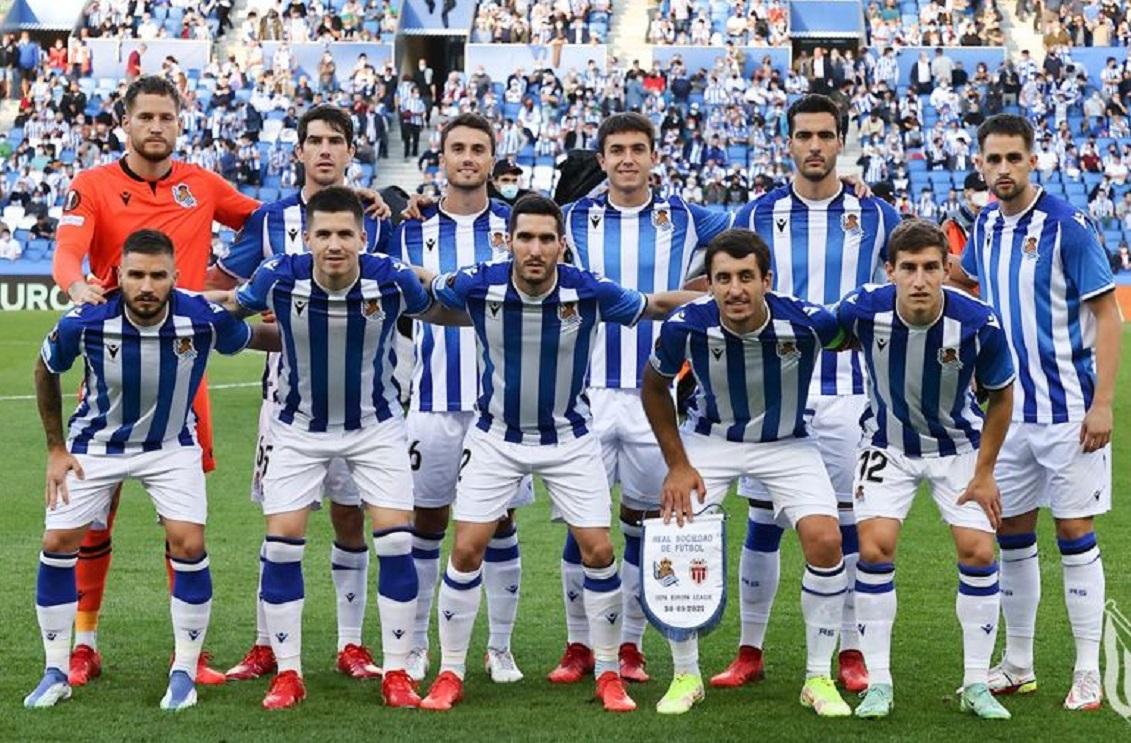 Реал Сосьедад (Испания) - Монако (Франция) 1:1