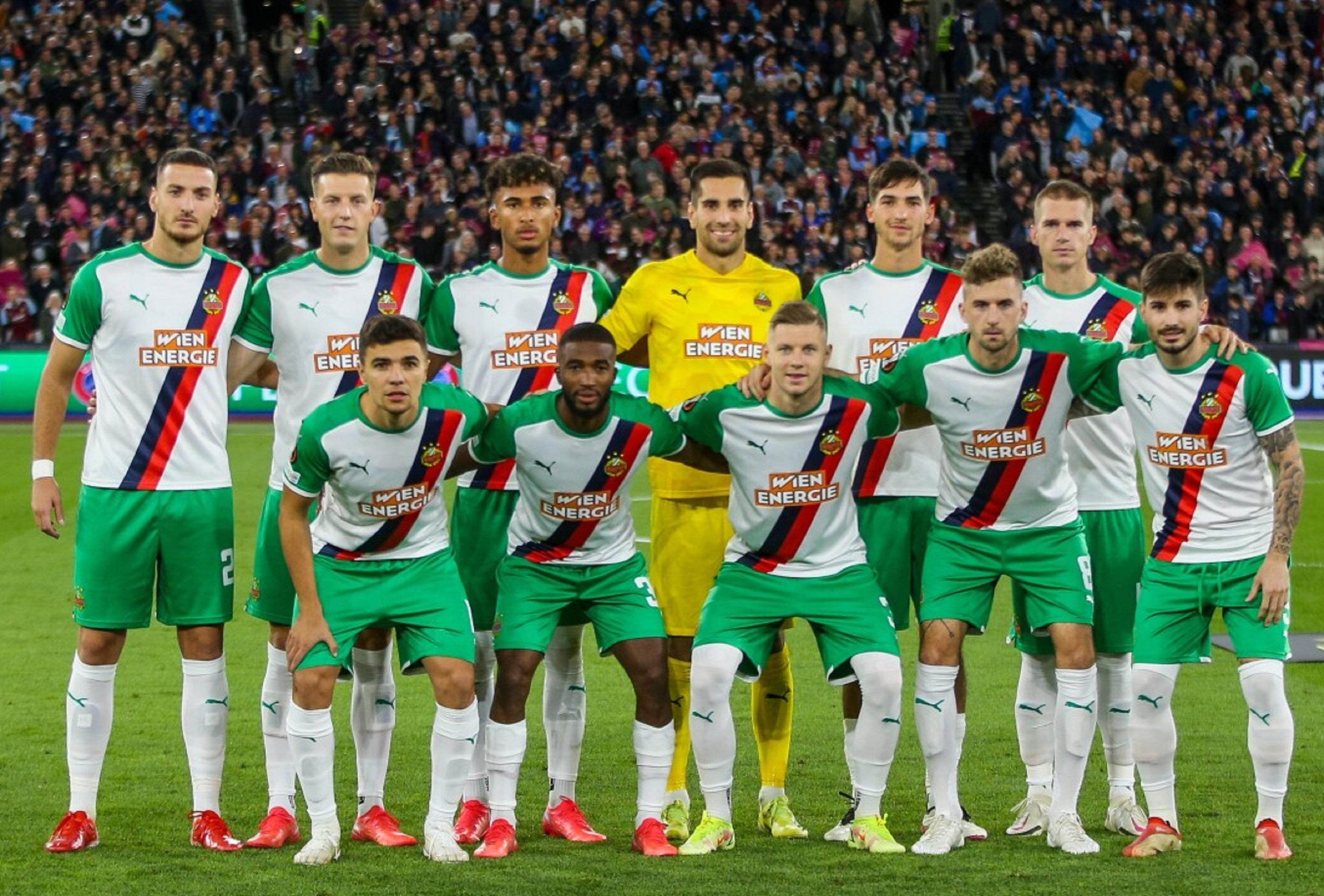 Вест Хэм (Англия) - Рапид (Австрия) 2:0