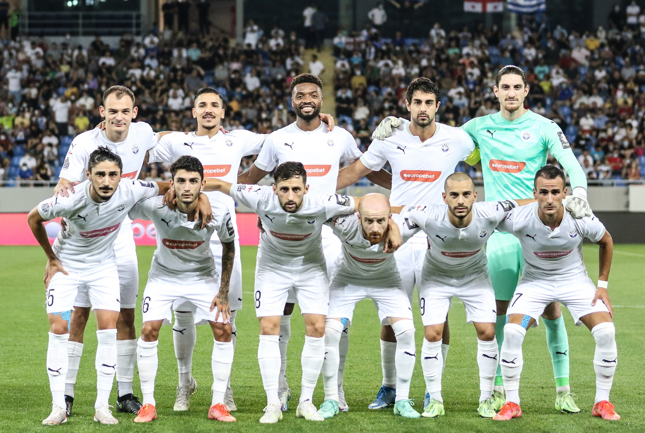 Динамо Батуми (Грузия) - Сивасспор (Турция) 1:2