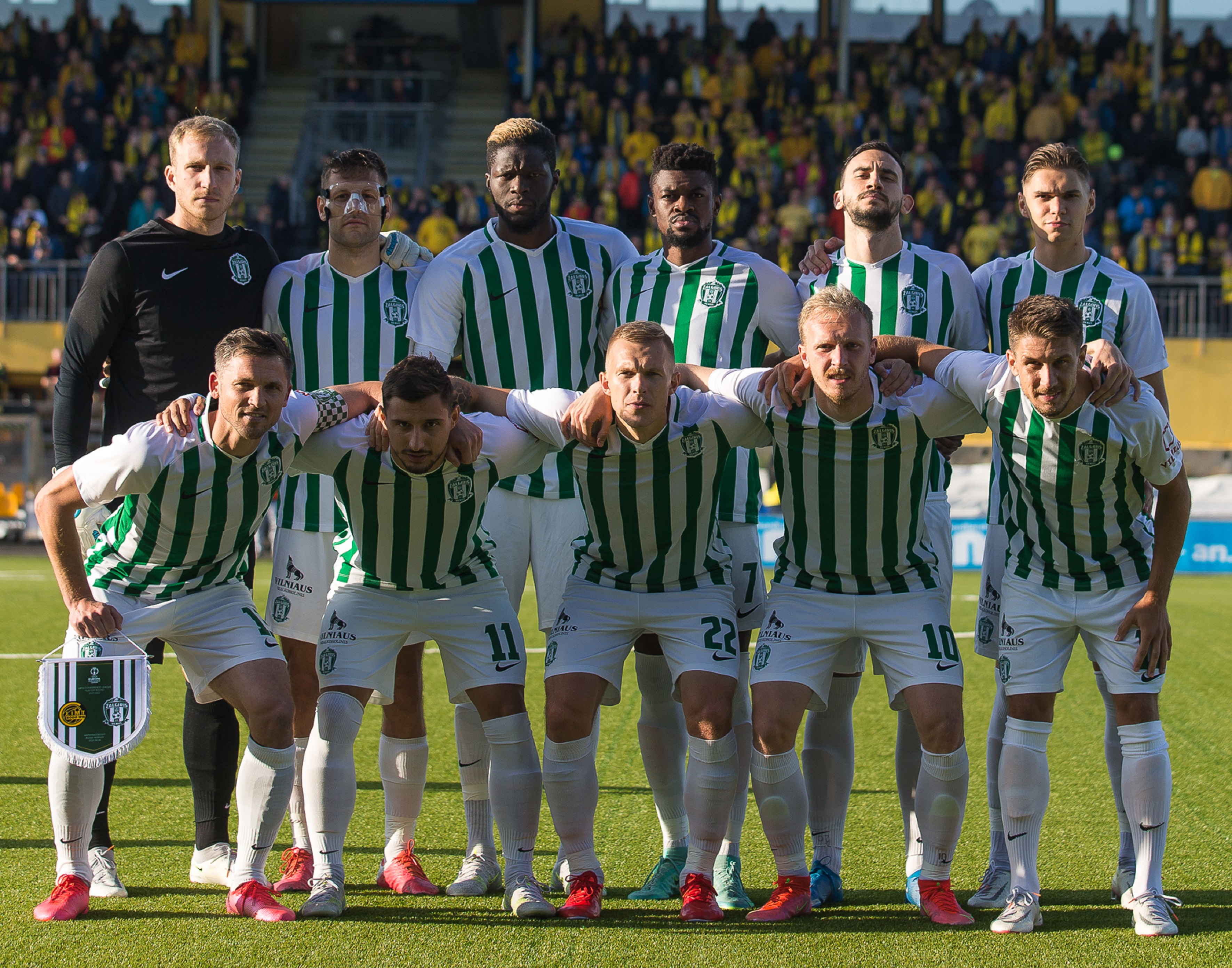 Будё Глимт (Норвегия) - Жальгирис (Литва) 1:0