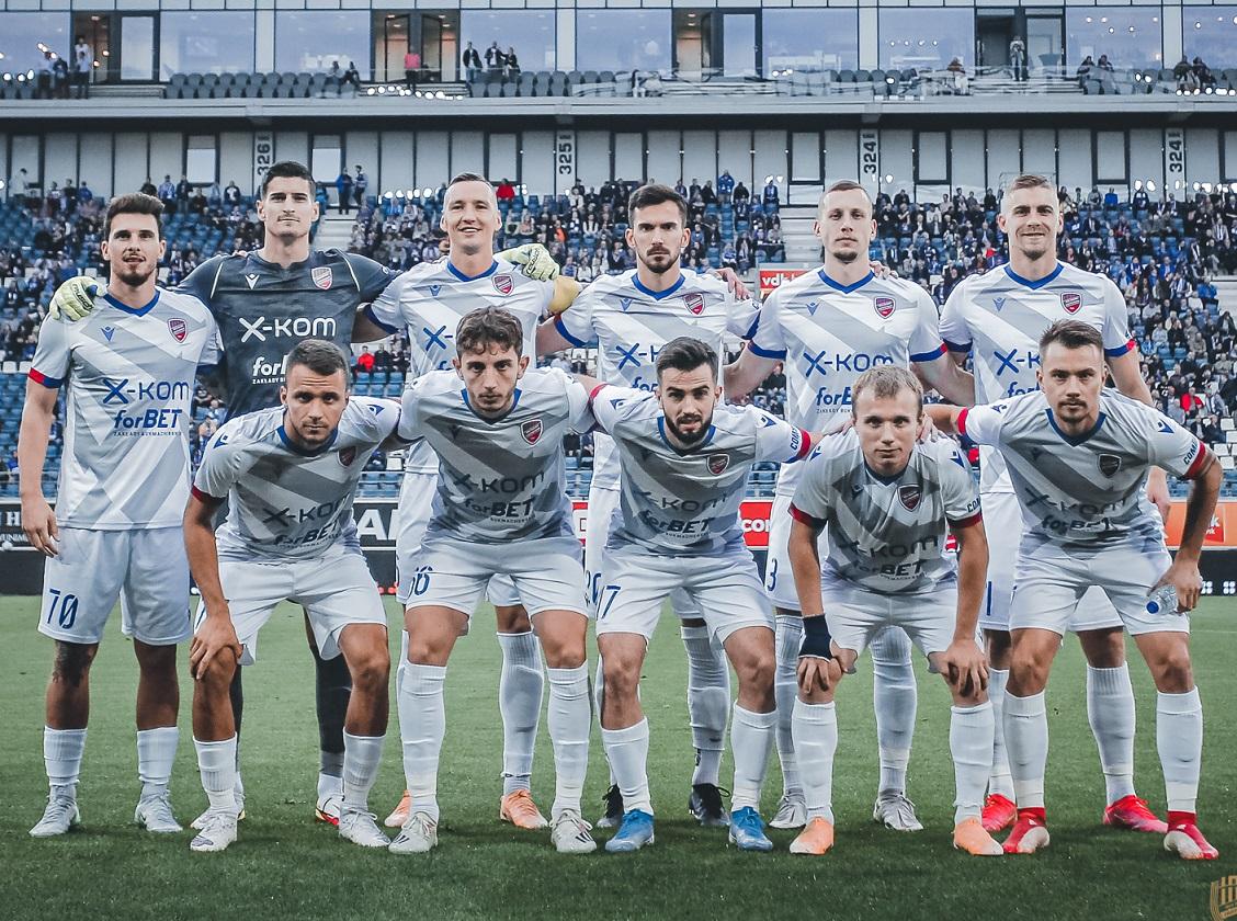 Гент (Бельгия) - Ракув (Польша) 3:0