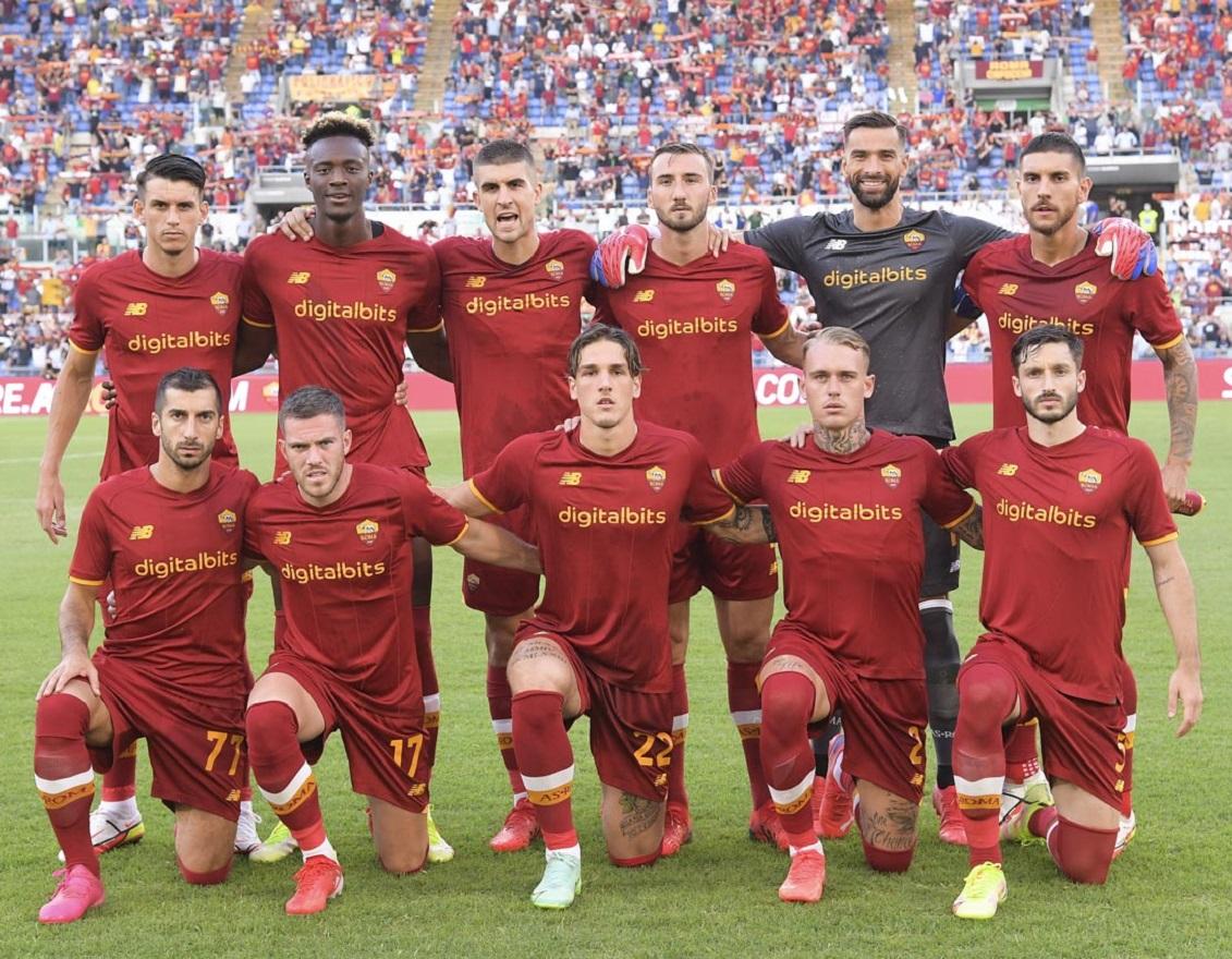 Рома (Италия) - Трабзонспор (Турция) 3:0