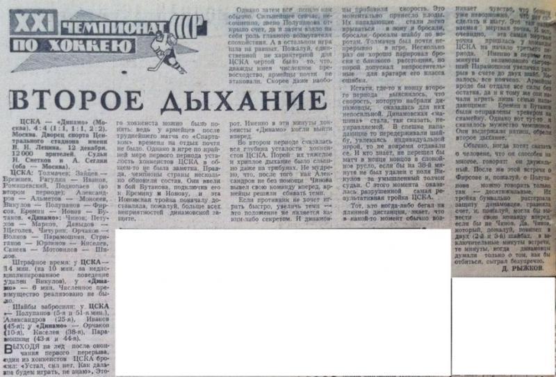 Динамо (Москва) - ЦСКА (Москва) 4:4. Нажмите, чтобы посмотреть истинный размер рисунка