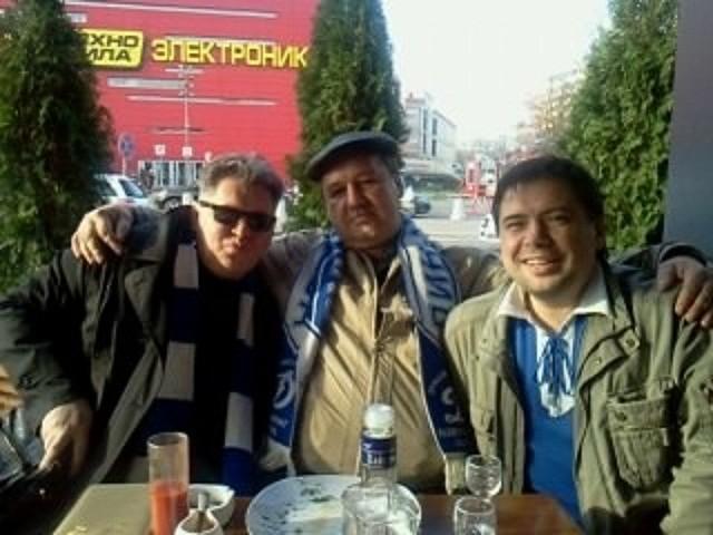Динамо (Москва) - Атлант (Мытищи) 4:1