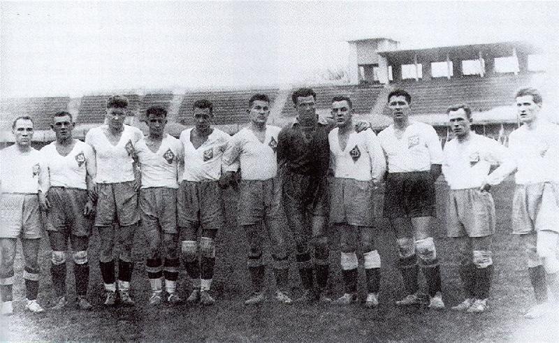 Динамо (Москва) 1929 год