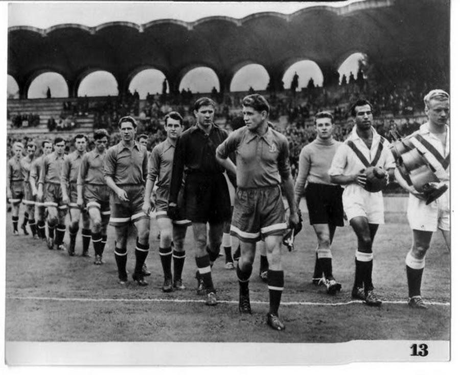 1954 Динамо (Москва) - Жиронда (Бордо, Франция) 3:0