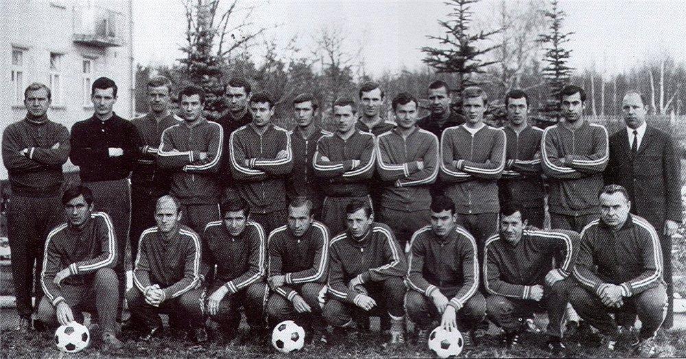 Динамо Москва - 1969 год
