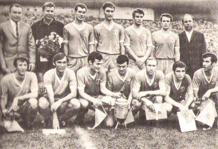 Динамо Москва - кубок СССР 1970