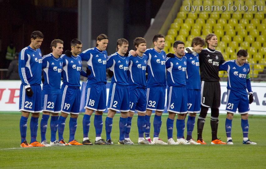 12 марта 2011. Динамо - Локомотив 2:3