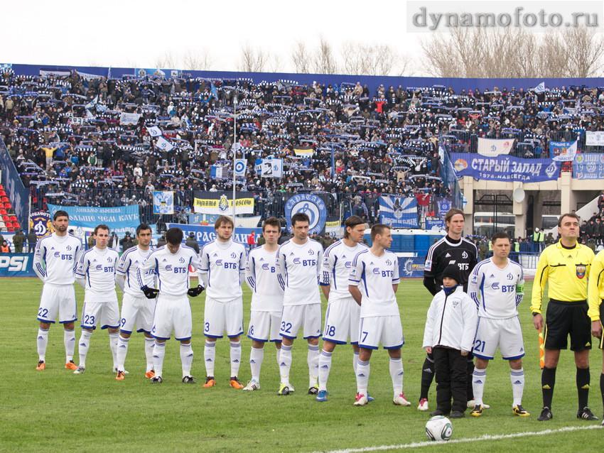 Волга (Нижний Новгород) - Динамо (Москва) 3:0