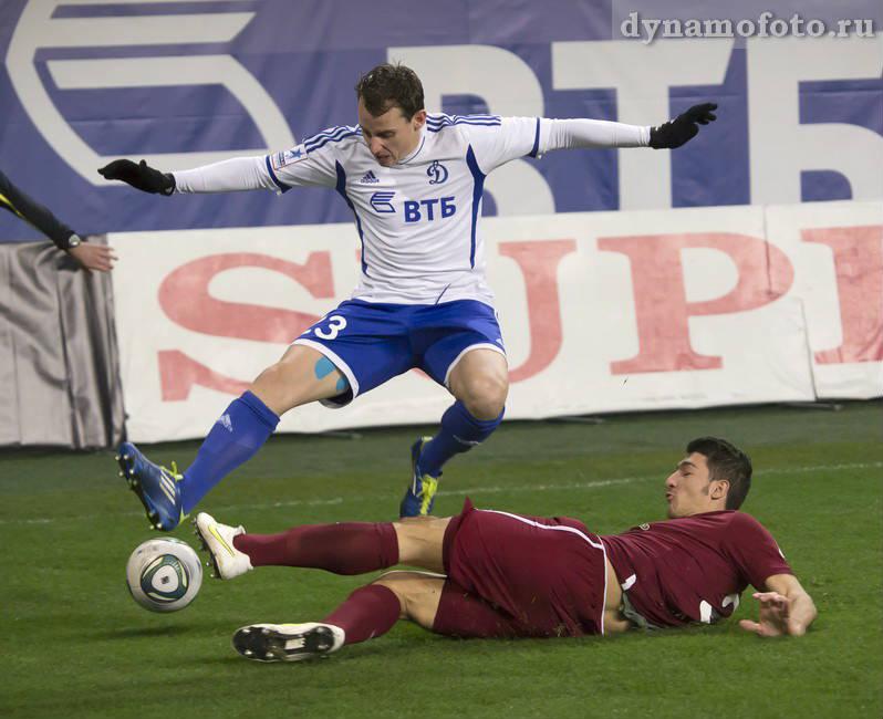 Футбол. 2011 год. 24 октября. Динамо (Москва) - Рубин (Казань) 0:2