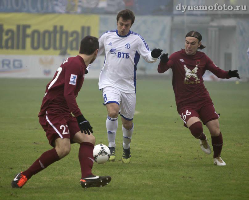 Динамо (Москва) - Рубин (Казань) 1:1