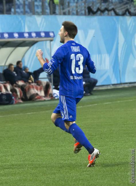 Динамо (Москва) - Зенит (Санкт-Петербург) 1:0