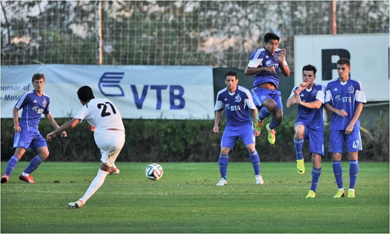 Динамо (Москва) 0-0 Бунёдкор (Ташкент)