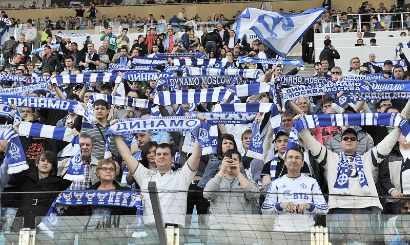 Динамо (Москва) - Краснодар (Краснодар) 1:2