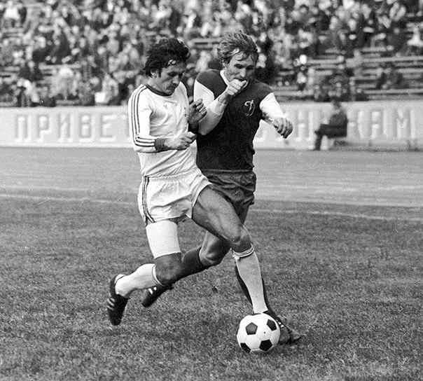 Динамо (Москва) - Динамо (Киев) 1:0