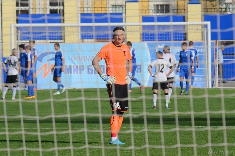 Энергомаш (Белгород) - Торпедо (Москва) 0:0