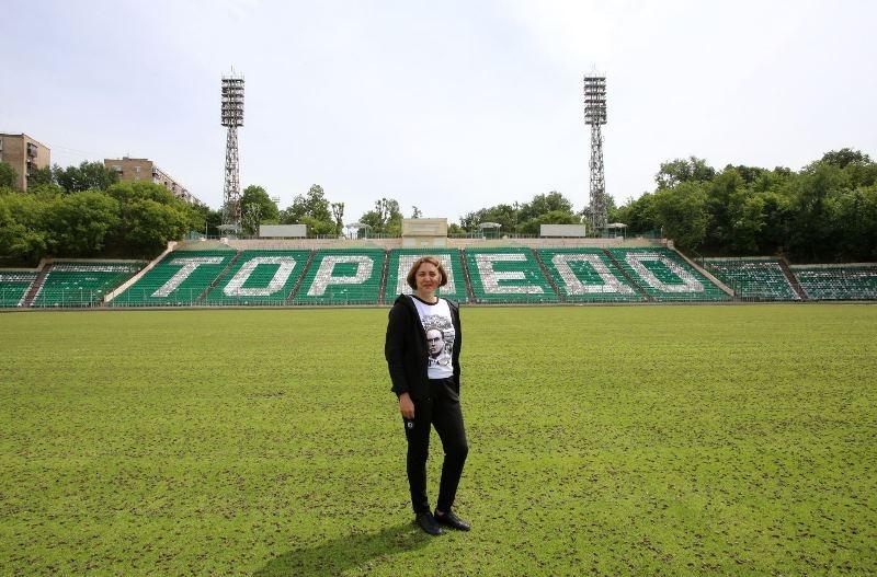 Торпедо (Москва) - Волга (Ульяновск) 1:0