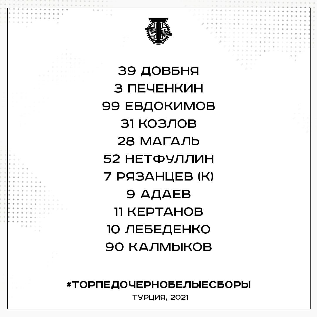 Торпедо (Москва) - Спартак (Субботица, Сербия) 5:0