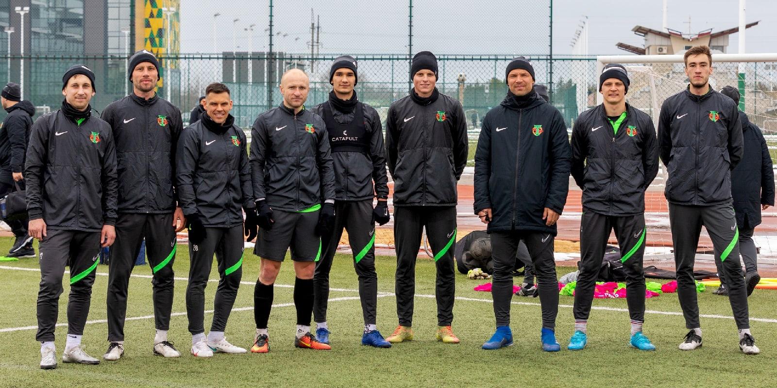 ФК Евпатория - Торпедо (Москва) 0:0