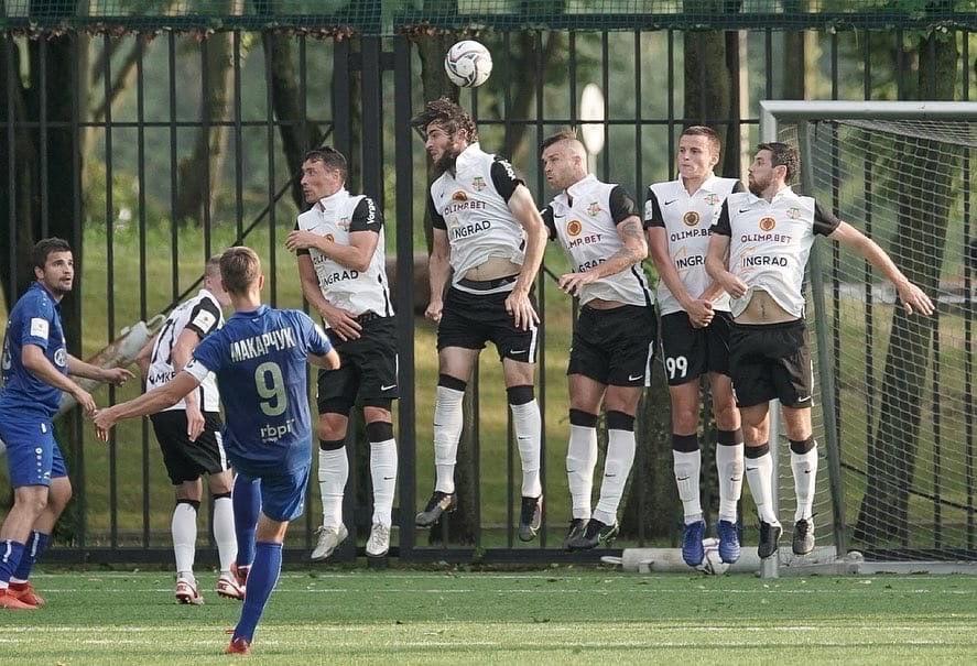Торпедо (Москва) - Балтика (Калининград) 0:2