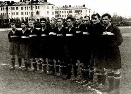 Спартак (Москва) - 1945