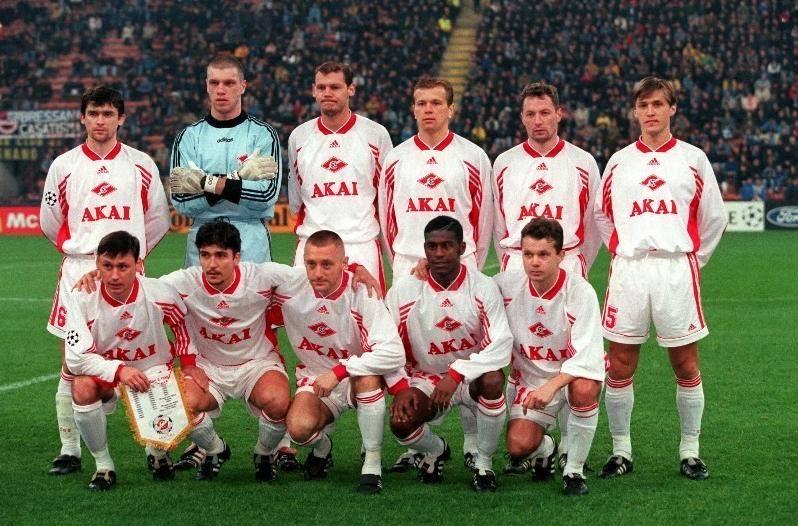 Спартак (Москва) - 1999