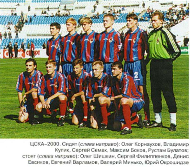 ЦСКА (Москва) - 2000