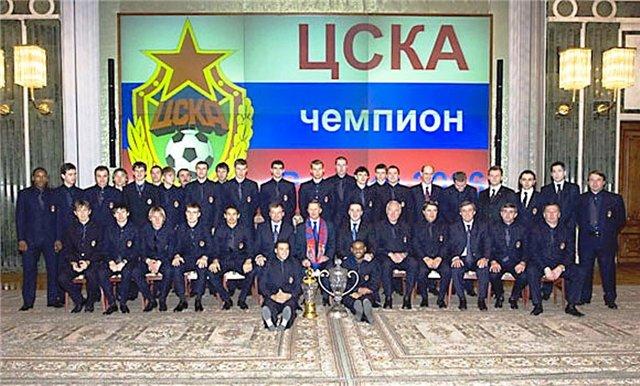 ЦСКА (Москва) - 2006
