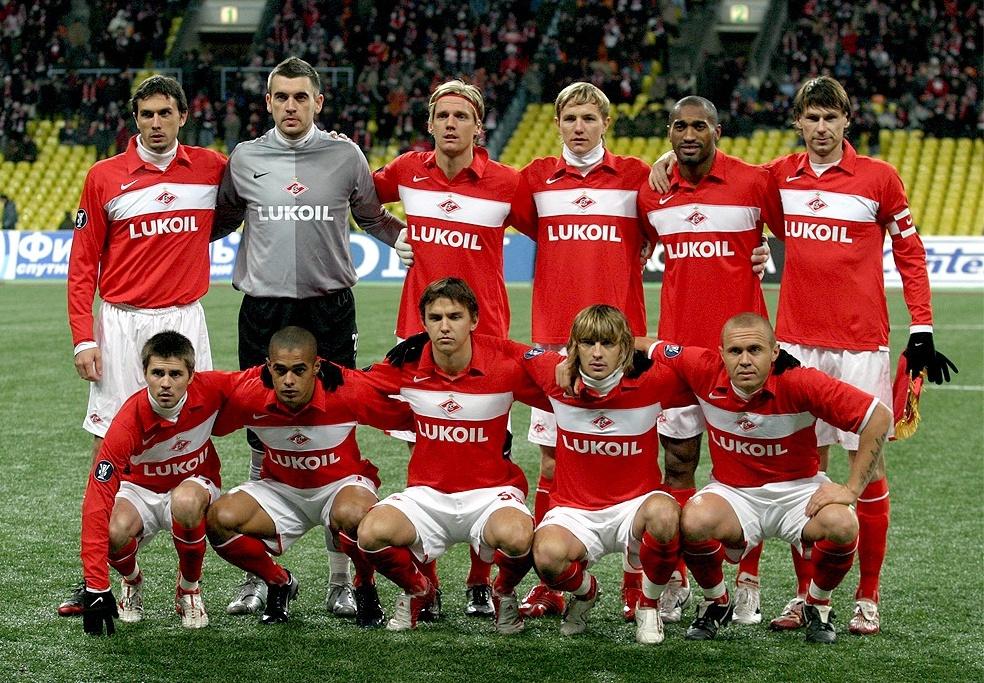 Спартак (Москва) - 2007