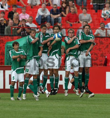 ФК Томь (Томск) - 2007