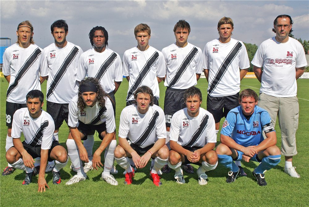 ФК Москва (Москва) - 2009
