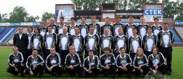 ФК Томь (Томск) - 2009