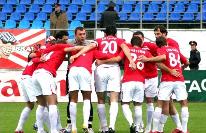 Спартак (Нальчик) - 2009